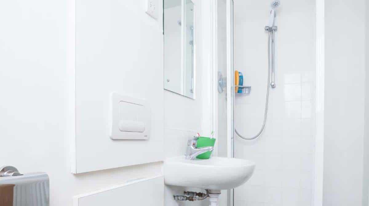King's Cross Residence Accommodation - Bathroom