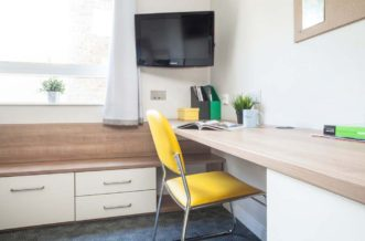 King's Cross Residence Accommodation - Study