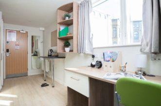 King's Cross Residence Accommodation - Study