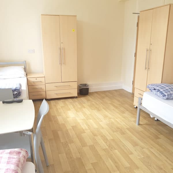 Notting Hill Residence Accommodation - Triple Room