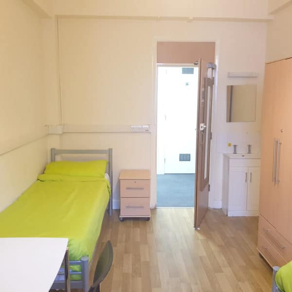 Notting Hill Residence Accommodation - Twin Room