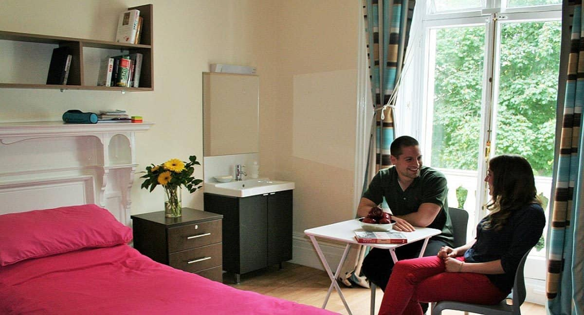 Notting Hill Residence Accommodation - Double Room