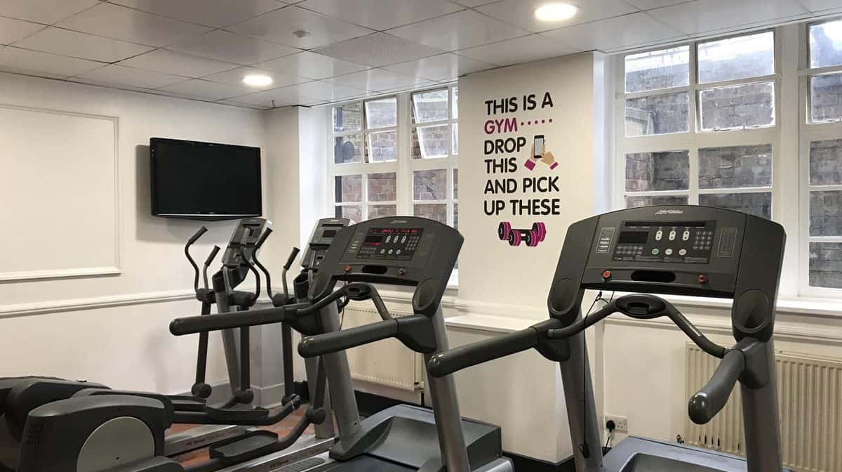 Notting Hill Residence Accommodation - Gym