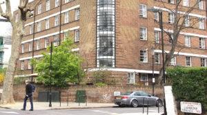 Notting Hill Residence Accommodation - External
