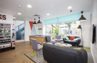 Euston Somerset Court Residence Accommodation - Common Room