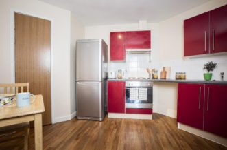 Euston Somerset Court Residence Accommodation - Kitchen