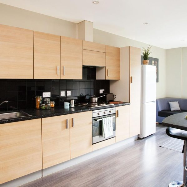 Manchester Piccadilly Point residence accommodation