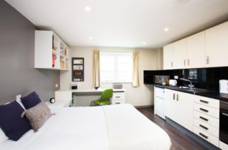 Liverpool Grand Central Residence Accommodation - Studio