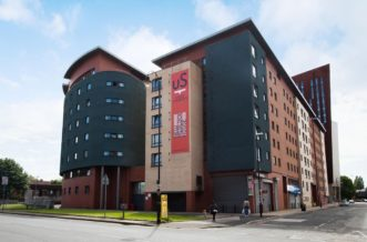 Manchester New Medlock House Residence Accommodation - External