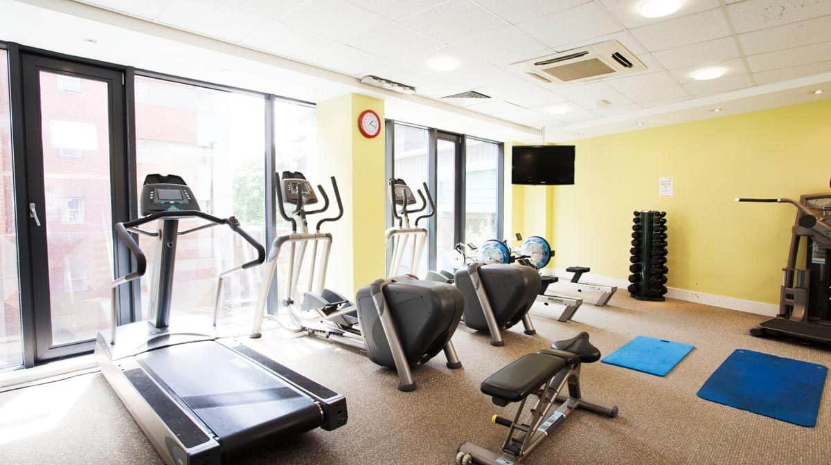 Manchester Piccadilly Point Residence Accommodation - Gym