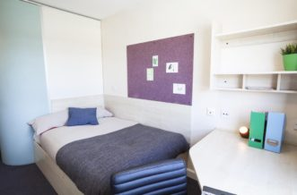 Stepney Green Pacific Court residence accommodation - En-Suite