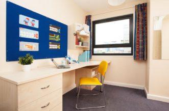 Stepney Green Pacific Court residence accommodation - Studio
