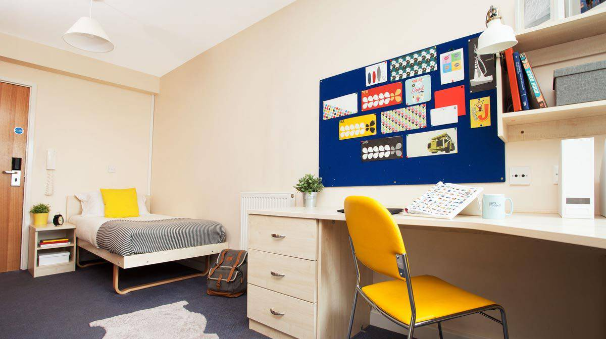 Stepney Green Pacific Court residence accommodation - Studio