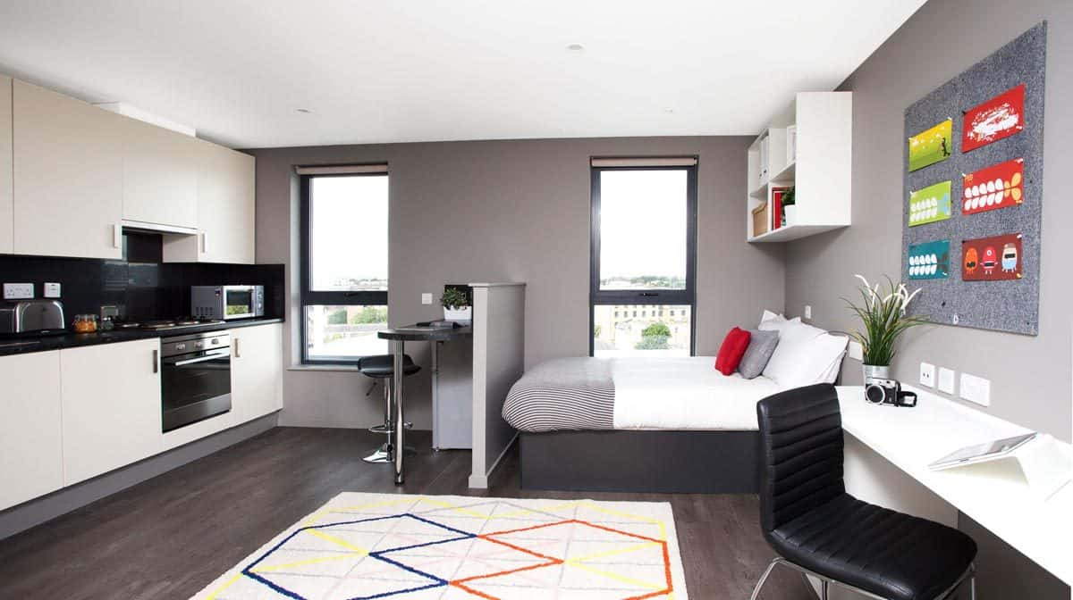 King's Cross residence accommodation - Studio