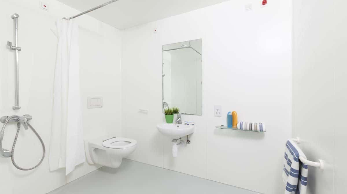 Waterloo Lambeth North Wellington Lodge Residence Accommodation - Accessible Studio
