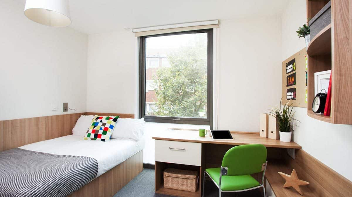 Waterloo Lambeth North Wellington Lodge Residence Accommodation - Accessible Studio