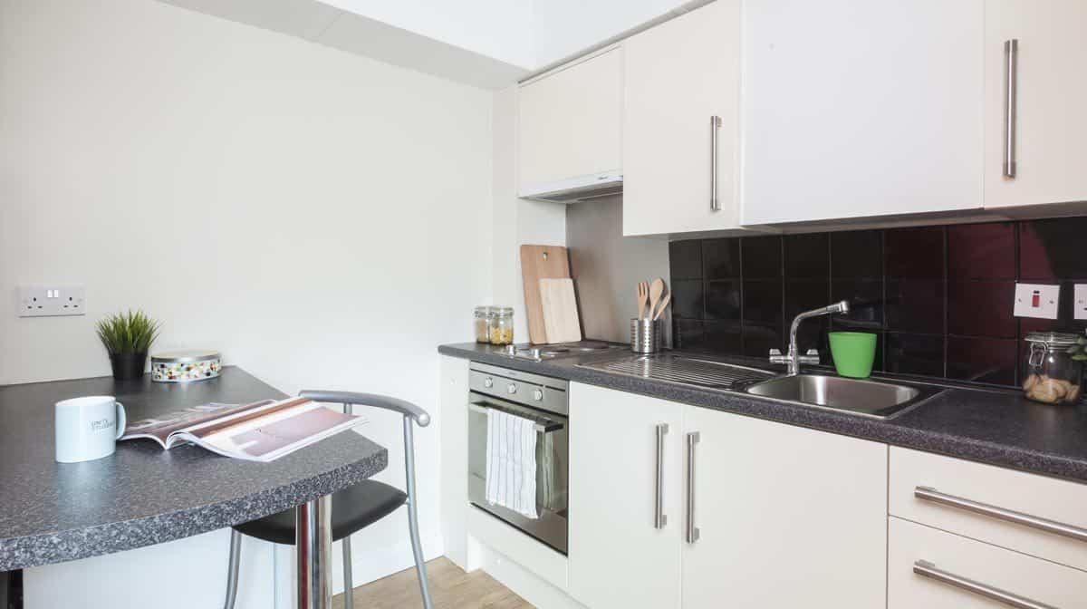 Waterloo Lambeth North Wellington Lodge Residence Accommodation - Studio