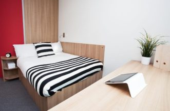 Waterloo Lambeth North Wellington Lodge Residence Accommodation - En Suite