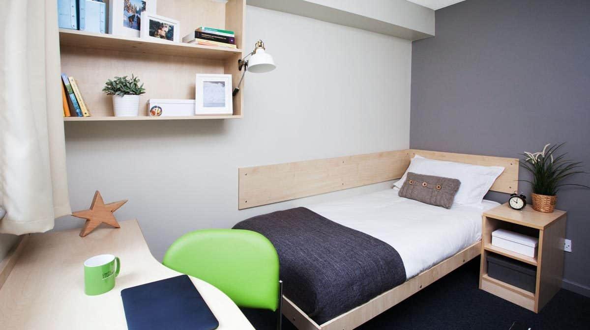 Liverpool Cambridge Court Residence Accommodation - Studio
