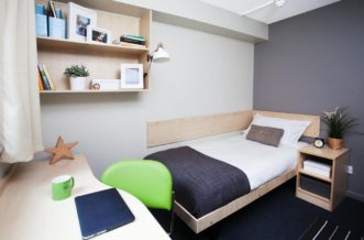 Liverpool Cambridge Court Residence Accommodation - Studio