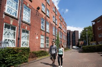Liverpool Cambridge Court Residence Accommodation - External