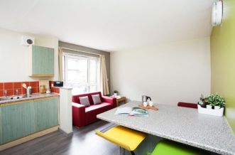 Cambridge Court Residence Accommodation - Shared Kitchen