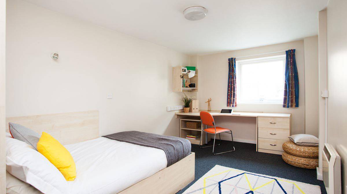 Liverpool Grand Central Residence Accommodation - Premium Range 1 Ensuite