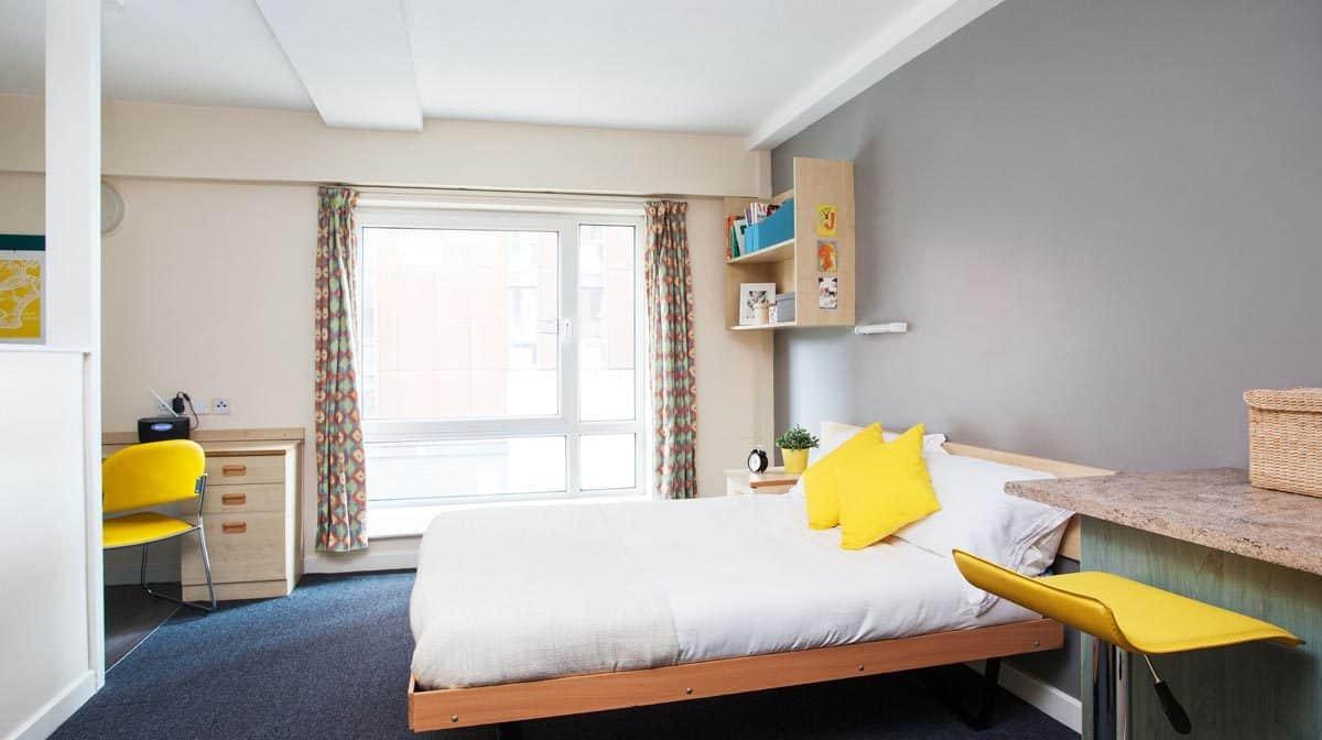 Manchester New Medlock House Residence Accommodation - Studio