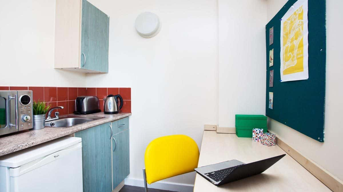 Manchester New Medlock House Residence Accommodation - Studio