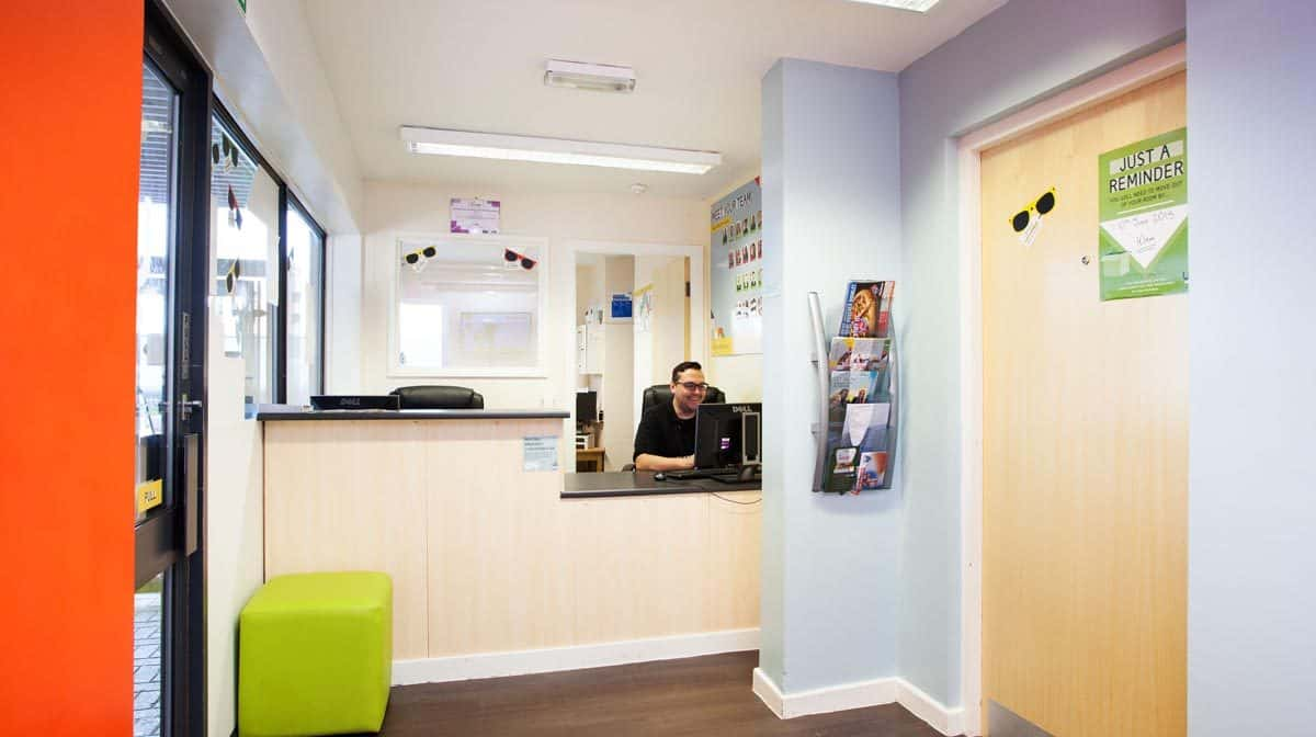 Manchester New Medlock House Residence Accommodation - Reception