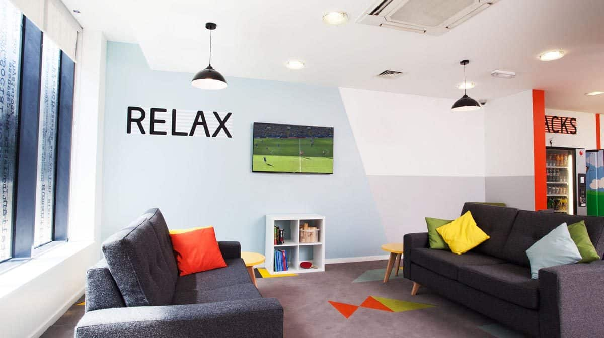 Manchester Parkway Gate Residence Accommodation - Social Area