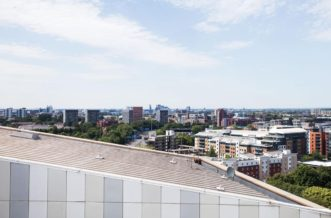Manchester Parkway Gate Residence Accommodation - View