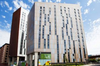 Manchester Parkway Gate Residence Accommodation - External