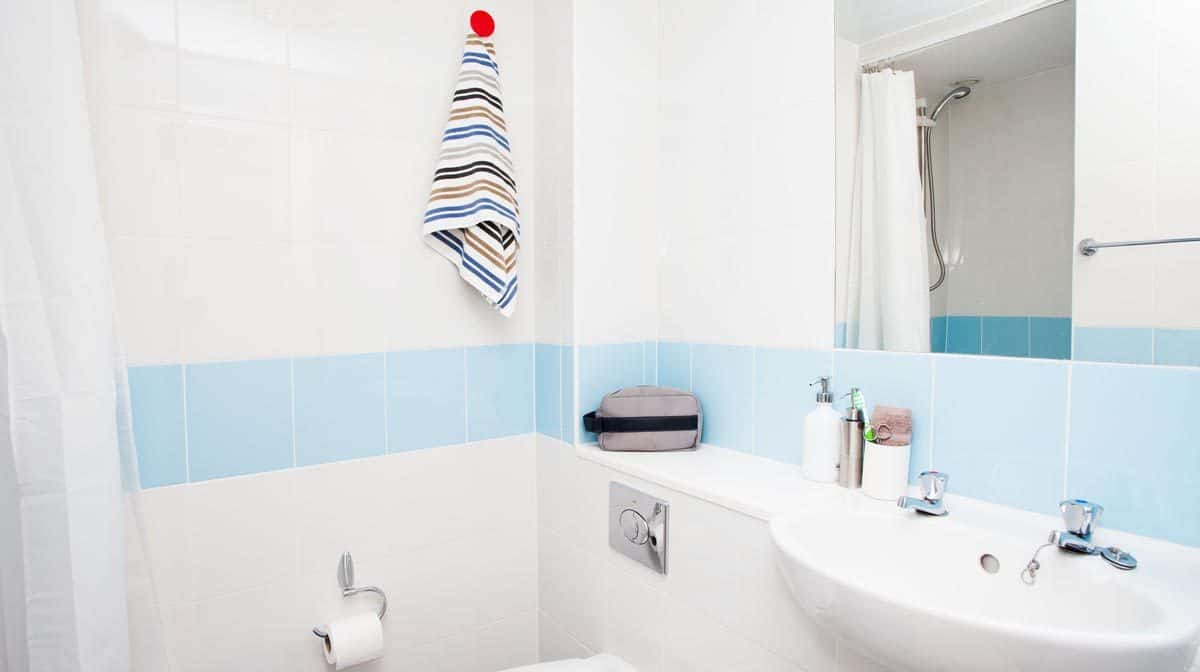 Manchester Parkway Gate Residence Accommodation - Bathroom