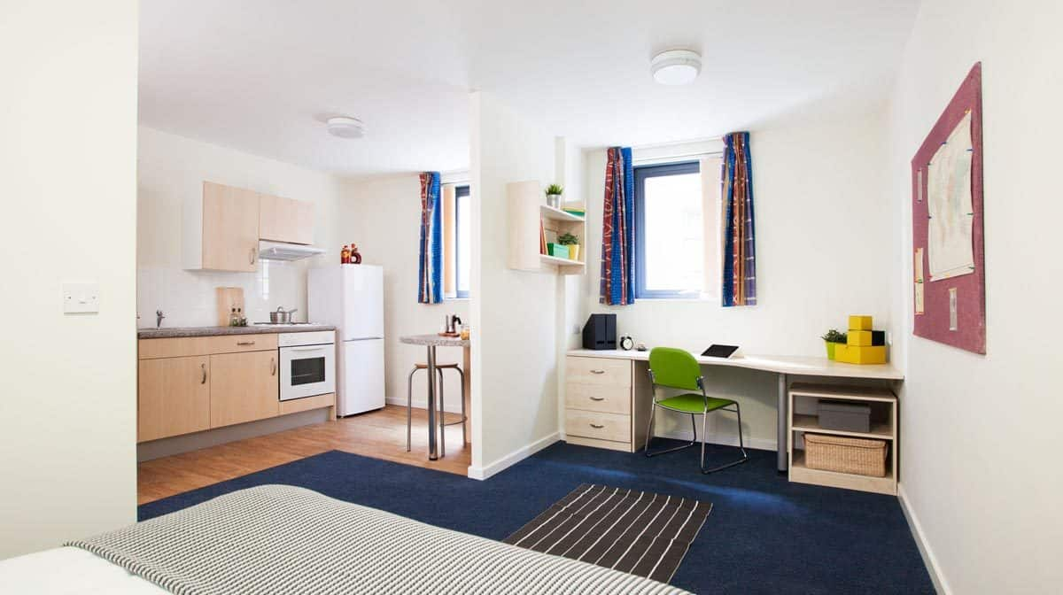 Manchester Piccadilly Point Residence Accommodation - Studio