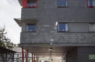 Plymouth Residence Accommodation - External