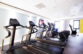 Sheffield Central Quay Residence Accommodation - Gym