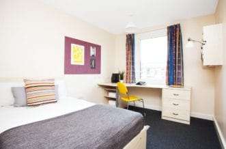 Sheffield Central Quay Residence Accommodation - Studio