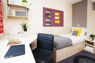 Kentish Town residence accommodation - Bedroom