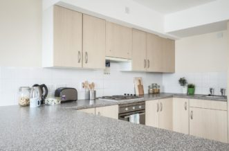 Kentish Town residence accommodation - Kitchen