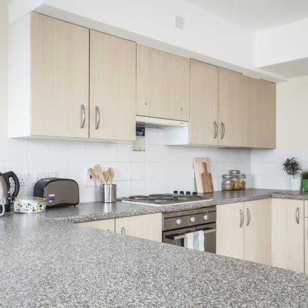 Kentish Town residence accommodation - Kitchen