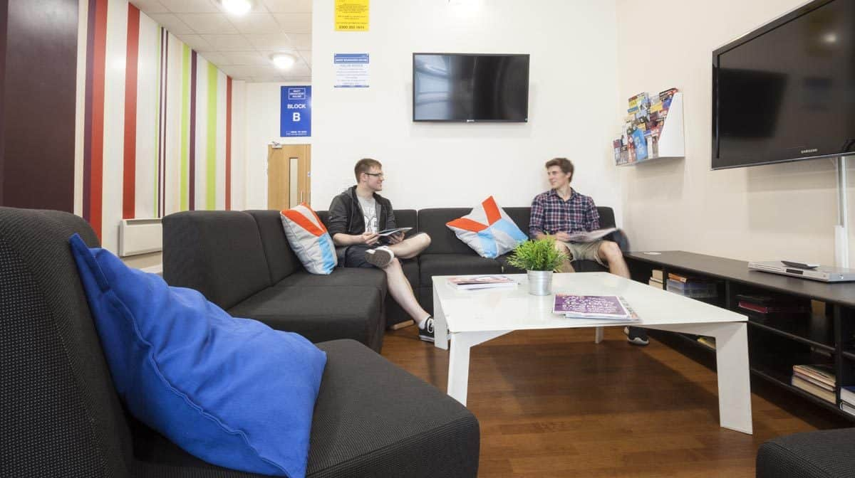 Kentish Town residence accommodation - Common Area