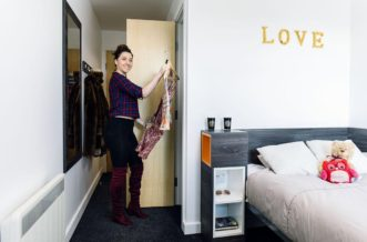 Manchester Berry Street Residence Accommodation - Classic En-Suite