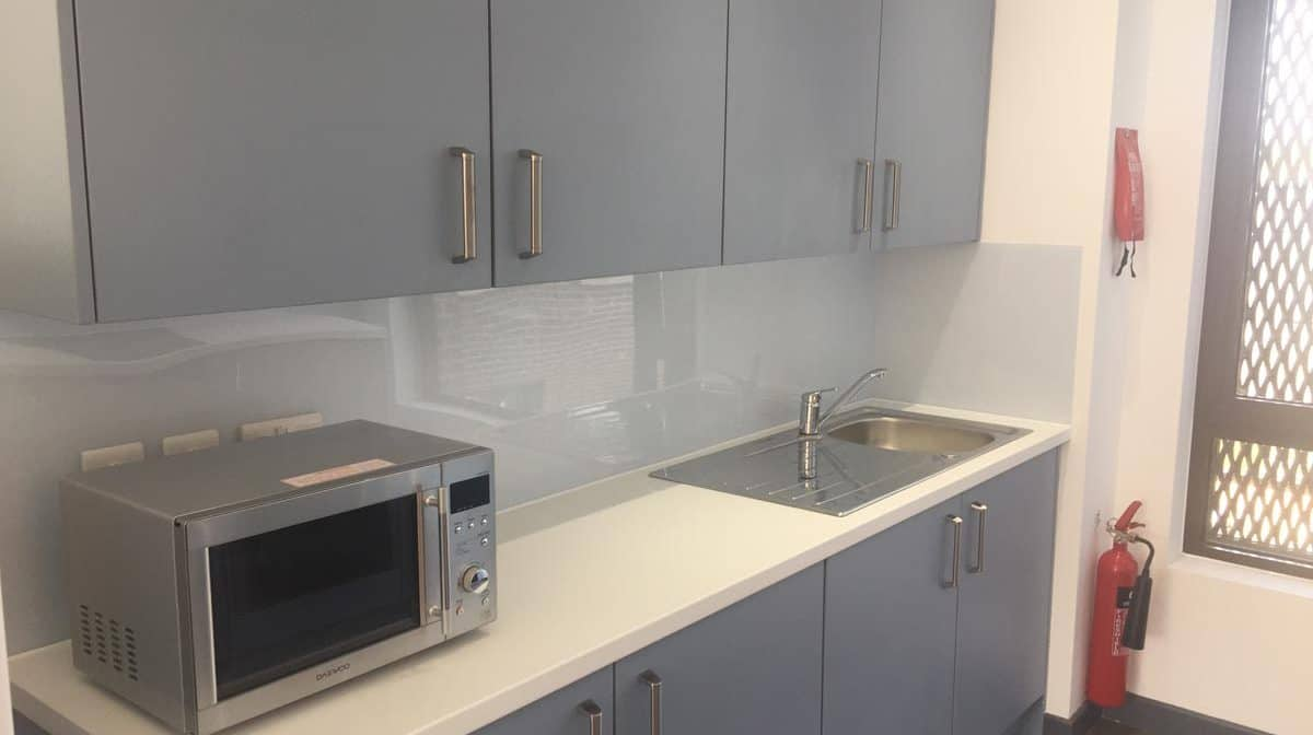 New Cross Residence Accommodation - Kitchen