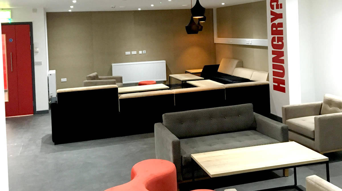 New Cross Residence Accommodation - Common Area