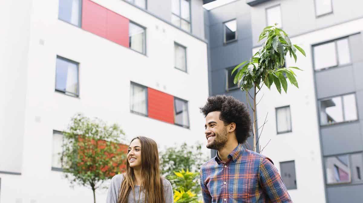 Medway Residence Accommodation - External