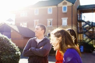 Birmingham Queen's Hospital Close Residence Accommodation - External