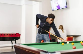 Birmingham Queen's Hospital Close Residence Accommodation - Games Room