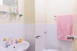 Glasgow North Central Residence Accommodation - Bathroom