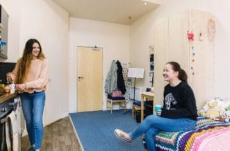Glasgow Argyle Street Residence Accommodation - Classic Studio